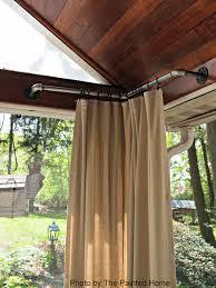 Sun Porch Curtains Outdoor Curtains Porch Curtains Porch Enclosure