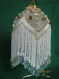 wedding gift ornaments 292 best beaded christmas ornaments images on beaded
