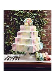 rainbow wedding cakes for summer summer weddings wedding ideas