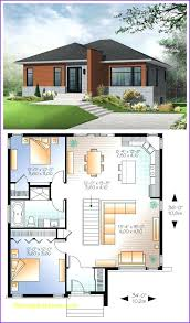 modern 2 house plans 2 bedroom cottage designs free design modern bungalow house designs