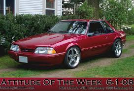 1990 mustang coupe for sale strawberry 1990 ford mustang coupe mustangattitude com