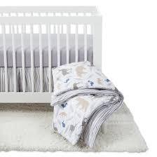 Farm Animals Crib Bedding by Sweet Jojo Designs Crib Bedding Set Woodland Animals 11pc Target