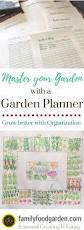 vegetable garden planner to plan a fantastic garden family food