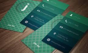 sea foam modern business card business card templates creative