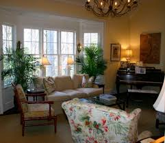 Classic Livingroom Ideas For Country Living Room In Blues And Browns Ashley Home Decor