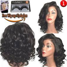 april lace wigs black friday sale amazon com short bob synthetic lace front wigs for black women l