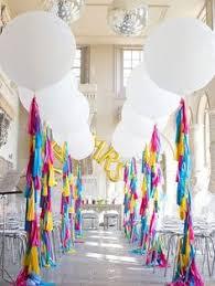 Pink Balloon Decoration Ideas Regina Natie We Laugh Smile Love Solemnization 9