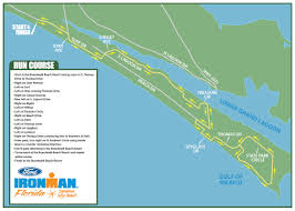 Gulf State Park Map by Favorite Finish Lines Ironman Florida 2012 A Perfect Day