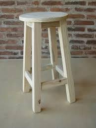 taburetes de pino bancos y taburetes de madera maciza de pino 490 00 en mercado libre
