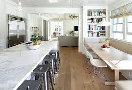 Kitchen Island With Built In Seating Kitchen Island With Built In Seating Island With Built In Bench