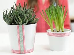 Challenge Plant Pot 101 Uses For Washi 25 Decorate An Plant Pot 101 Uses