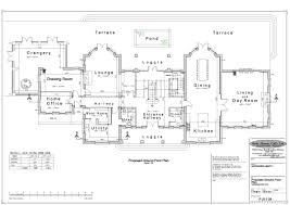 One Story Floor Plans With Bonus Room by Large House Plans Home Design Ideas