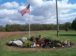 Small Rock Garden Pictures by Images About Flag Pole Landscape On Pinterest Poles Rock Garden