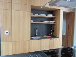 kitchen marvelous open shelves storage bamboo kitchen cabinets