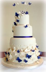 good decoration for wedding cakes on wedding cakes with butterfly