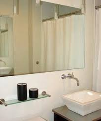 Bathroom Mirrors Chicago Chicago Bathroom Vanity Mirrors Bathroom Vanity Mirror Installation