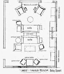 Furniture For Floor Plans Betsy Speert U0027s Blog Furniture For Connie U0027s Living Room