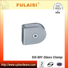 glass door clamp stainless steel glass wall spider clamp stainless steel glass