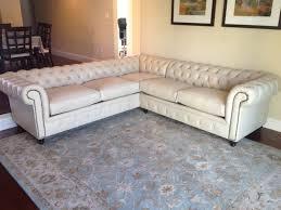 custom sectional sofas kenzie style chesterfield custom sectional sofas