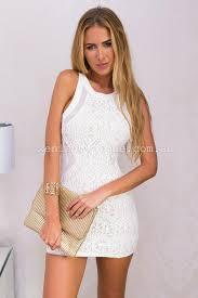 white bodycon dress higher bodycon dress white xenia boutique