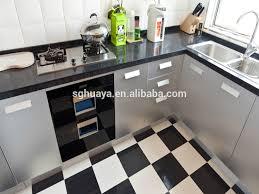 model de cuisine simple 2014 date aluminium armoires de cuisine modèle haute brillance