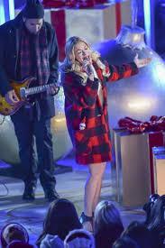 rimes performs at 2014 rockefeller christmas tree lighting