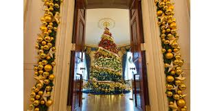 Temple Decoration Ideas For Home Inside The 2015 White House Christmas Decorations 1visual Magazine
