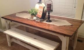 table favored kmart farmhouse table and bench winsome farmhouse