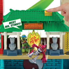 master splinter halloween costume teenage mutant ninja turtles sewer lair playset with mikey and