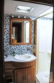 Rv Bathroom Remodeling Ideas Bathroom Amazing Class A Motorhome With Bathtub 52 Rv Bathroom