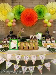 dinosaur birthday party decorations dinosaur decorations for