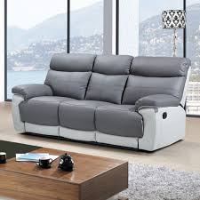 Ricardo Leather Reclining Sofa RadiovannesCom - Ricardo leather reclining sofa