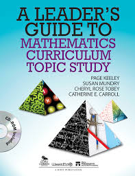 a leader u0027s guide to mathematics curriculum topic study u2014 wested