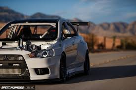 mitsubishi lancer evo 2017 bought then built csf u0027s next level evo x speedhunters