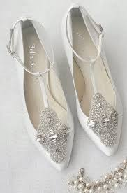 wedding shoes flats flat wedding shoes for best 25 flat bridal shoes ideas on