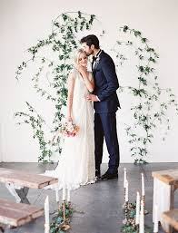 wedding backdrop greenery modern organic wedding inspiration green wedding shoes