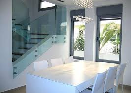 Modern White Dining Room Chairs Modern White Dining Tables U2013 Laurenancona Me