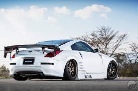nissan fairlady 350z work emotion d9r 19 u2033 on nissan 350z u2013 ravspec