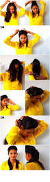 11 step by step puff hairstyle tutorials for indian girls blog post