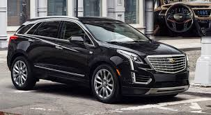 price of cadillac suv 4 2017 cadillac xt5 crossover suv specs review release