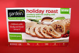 the laziest vegans in the world gardein roast