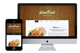 free responsive html templates zgoodfood free responsive html5 template zerotheme