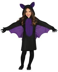 Bat For Halloween Bat Costume For Halloween Horror Shop Com