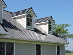 Berridge Metal Roof Colors by Roof Standing Seam Roof With Dormers Standing Metal Seam Roof