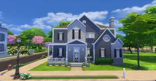 large traditional suburban home under 150 000 u2013 simply vanilla sims