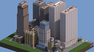Minecraft New York Map Download by Midtown Manhattan New York City Download V1 3 Minecraft Project