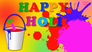 e card happy holi ecard