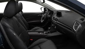 the new mazda inside the beautiful interior of the new 2017 mazda3gorman
