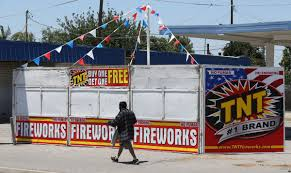 lois henry sick of illegal fireworks time to get involved