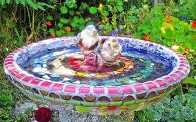 20 mosaic garden decoration ideas that will your mind garden